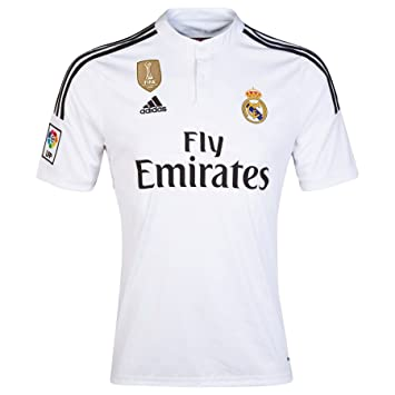 adidas Real Madrid Home Jersey 2014 FIFA World Champions de balón ...