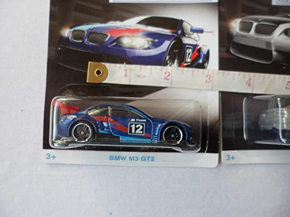 Amazon.com: 2016 Hot Wheels BMW Serie exclusiva 100° ...