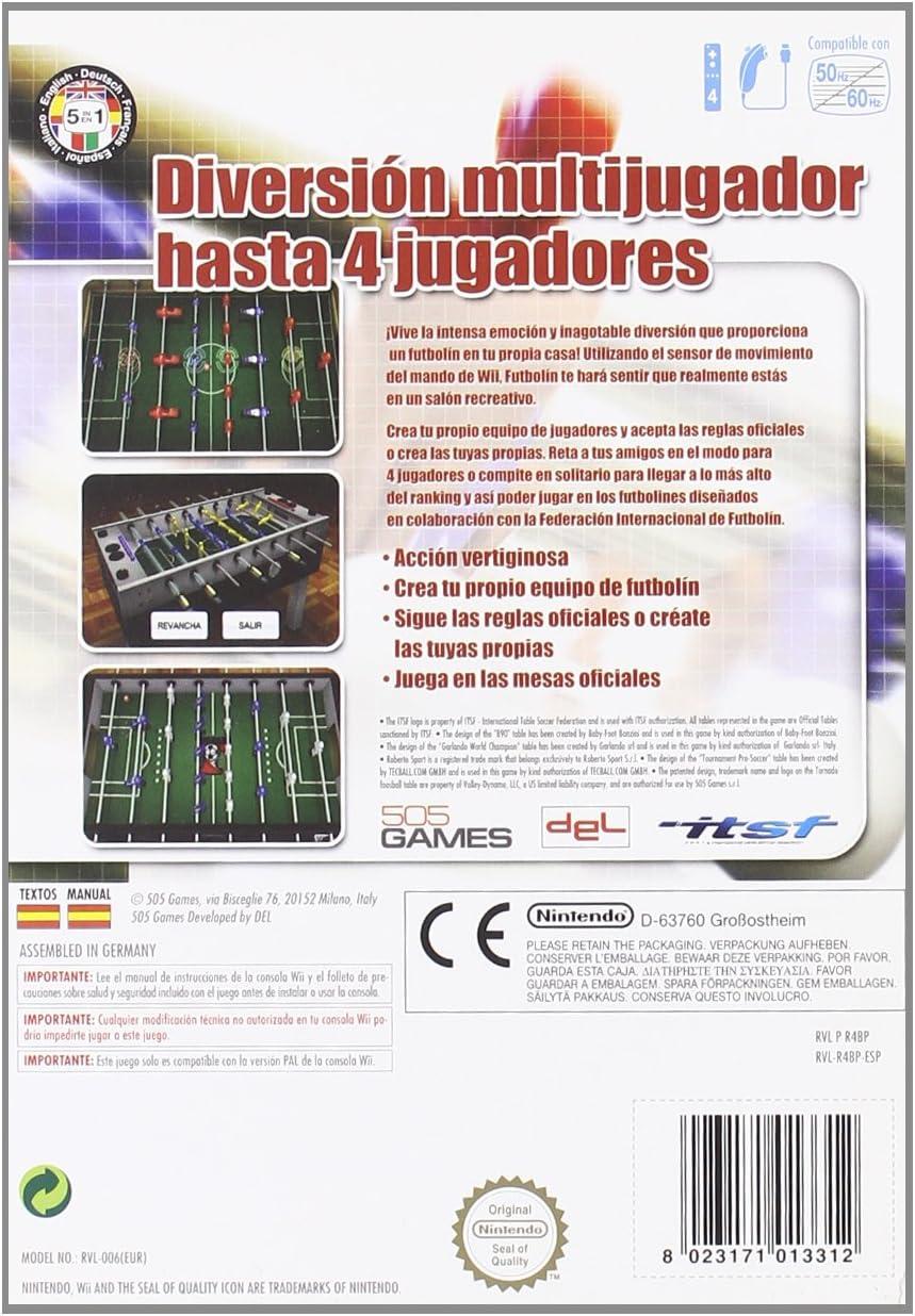 Futbolin: Amazon.es: Videojuegos