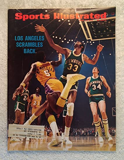 official photos 5b5d4 db1ea Jim McMillian - Los Angeles Lakers - Sports Illustrated ...