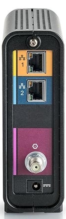 Arris Touchstone CM8200A DOCSIS 3 1 Ultra Fast Cable Modem 32X8 Gigabit  (Black)