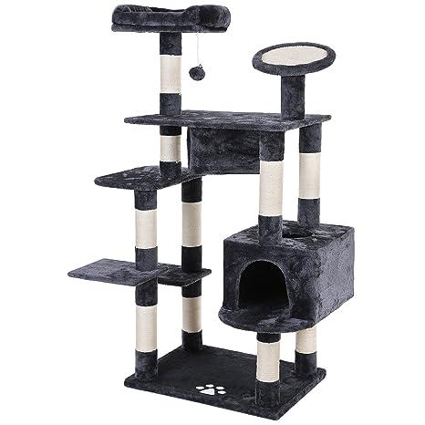 SONGMICS Feandrea - Poste para rascar Muebles de Gato (8,6 cm de diámetro