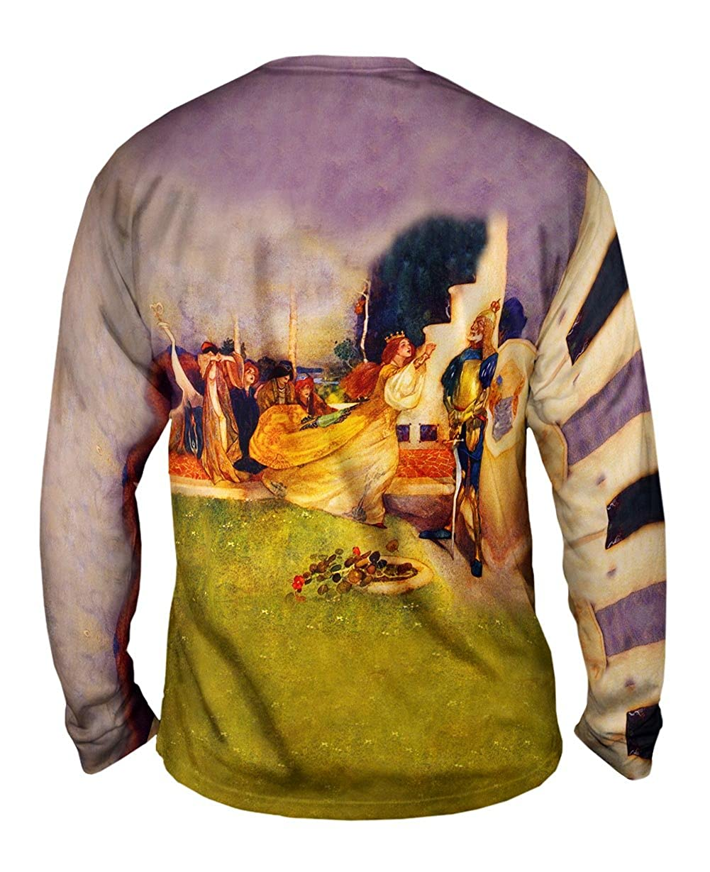 Seventh of William Russell Flint Mens Long Sleeve 2604 Yizzam
