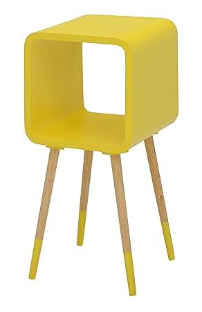Design Tablet Beistelltisch Wohnzimmer Tisch Nachttisch Weiss couch