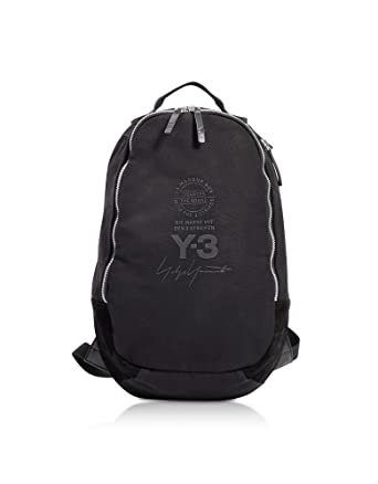 adidas 3 Yohji Yamamoto Homme Cy3487 Noir Polyester Sac À Dos