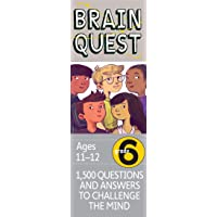 Brain Quest: Grade 6: 1,500 Questions and Answers to Challenge the Mind (Brain Quest Decks)
