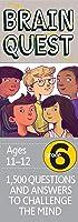Brain Quest Grade 6 Revised 4th Edition: 1500