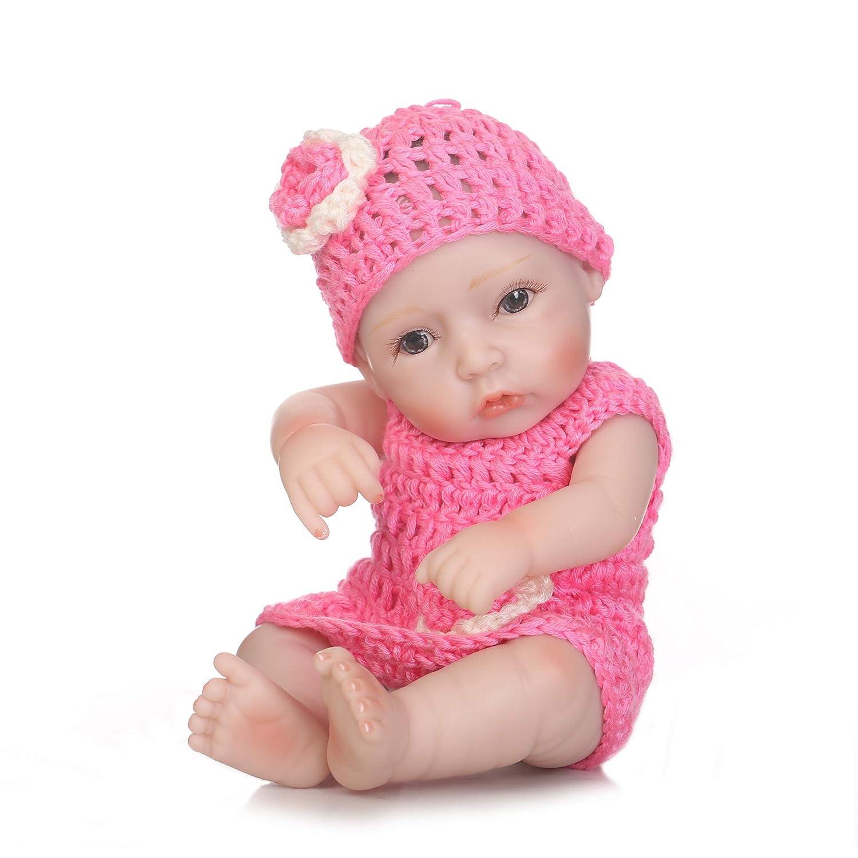 CHENG Rinascita Realistico Bambola Silicone Simulazione Bambole Carino Bambini Giocattolo Regalo di Compleanno