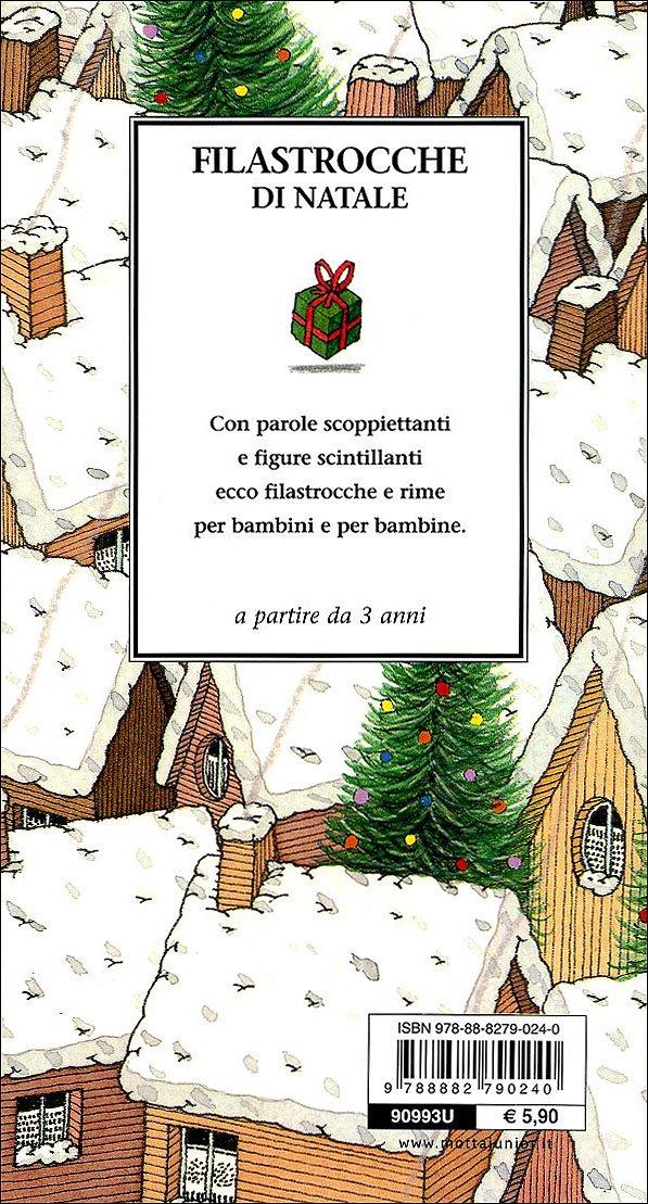 Poesie Di Natale In Rima.Filastrocche Di Natale 9788882790240 Amazon Com Books