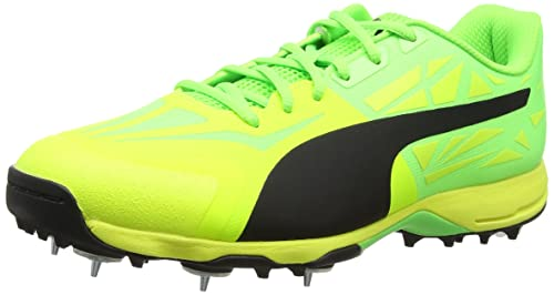 Puma Uomo evoSPEED 1.5 Spike Cricket Scarpe UK 9