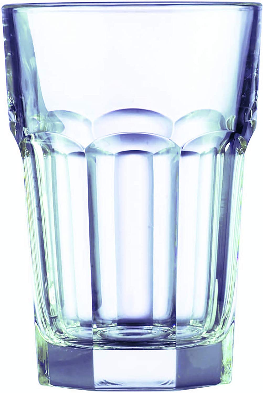 Arc Cardinal Arcoroc Fully Tempered Gotham Beverage Glass, 14-Ounce, Clear, Case of 36