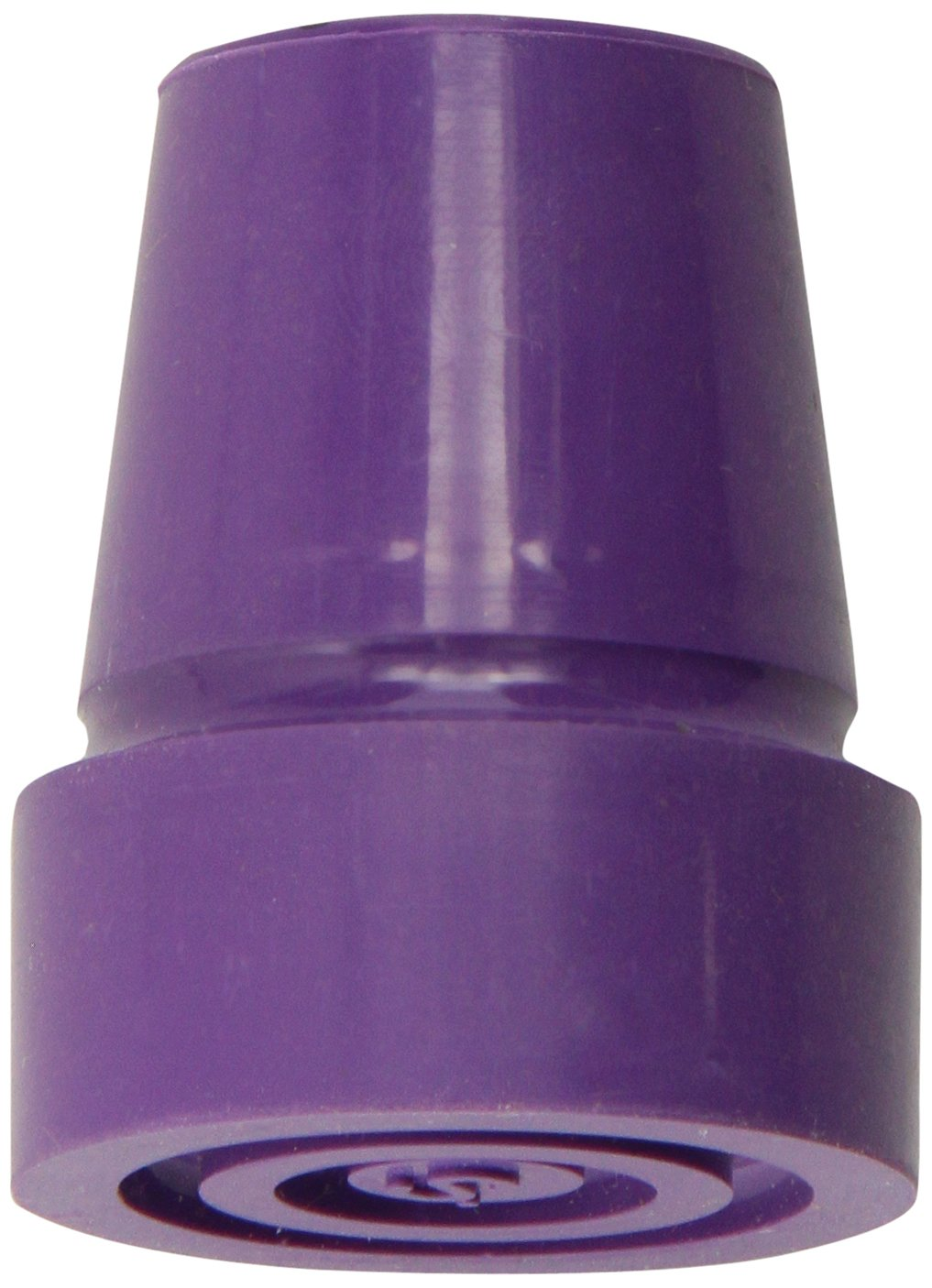 switch sticks Replacement Walking Stick Ferrule Cane Tip, Violet Purple