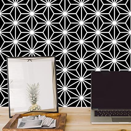 Transer PVC Waterproof Home Decor Wall Stickers DIY Removable Vinyl Wallpaper B
