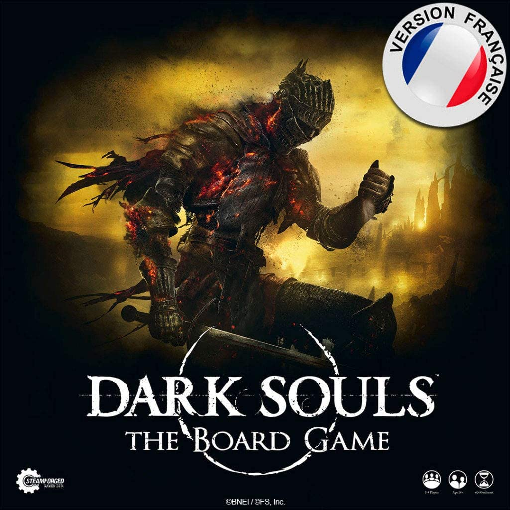 Lobcede.be Dark Souls Board Game French: Amazon.es: Juguetes y juegos