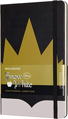 Moleskine Limited Edition Snow White Notebook 192 Pages Pocket ...