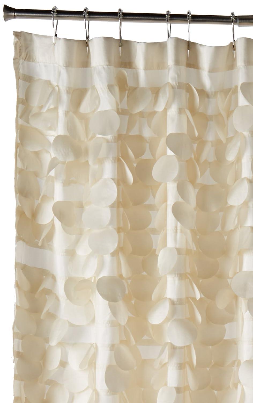 Amazon.com: Triangle Home Fashions 16685 Lush Decor Gigi Shower ...