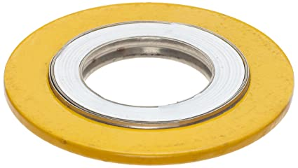 Class 300 Ring PTFE Flange Gasket for 2 Pipe-1//16T