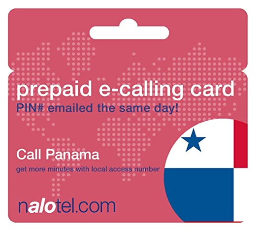 prepaid phone card cheap international e calling card 20 for panama with same day - What Prepaid Card Can Be Used Internationally