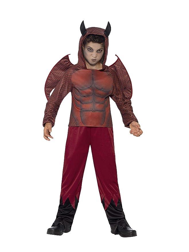 Smiffys - Disfraz Diablo niños (44295M): Amazon.es: Juguetes y juegos