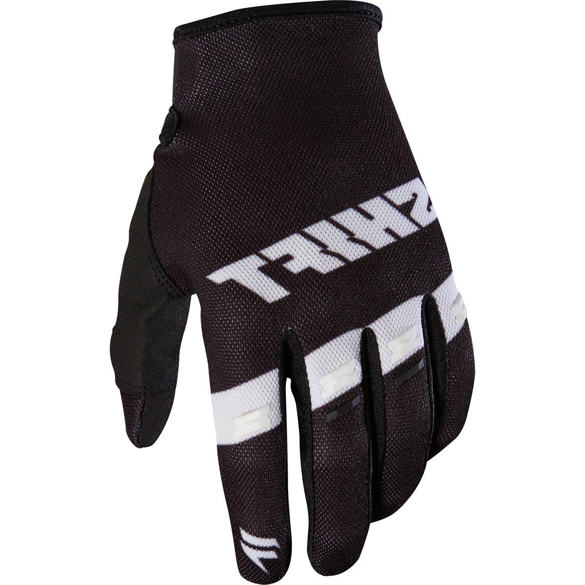 2017 Shift White Label Air Gloves-Black/White-L