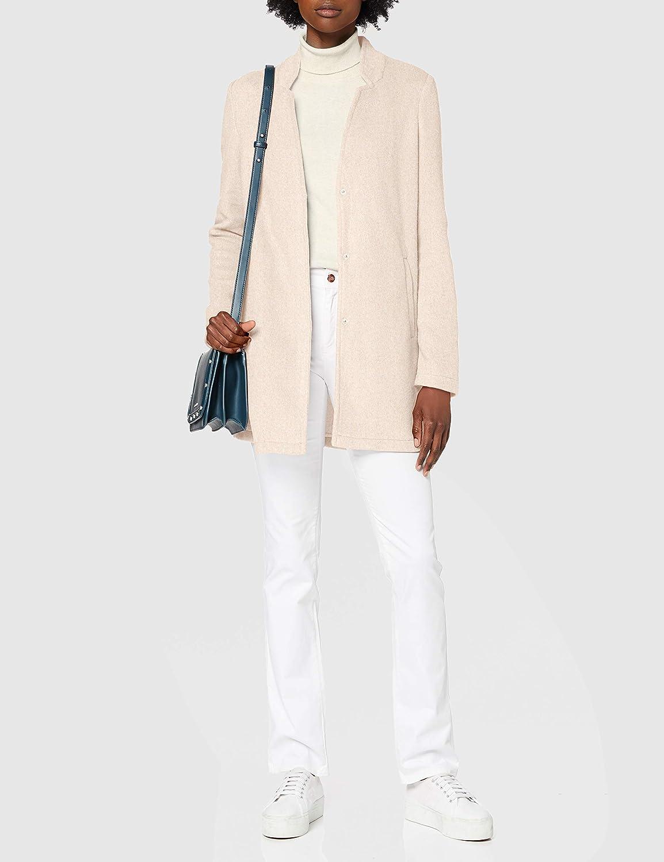 Vero Moda Vmbrushedkatrine 3//4 Jacket Boos Abrigo de mezcla de Lana