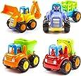Toyshine Sunshine Unbreakable Automobile Car Toy Set
