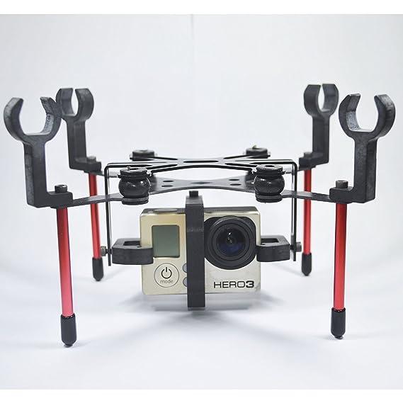 Soporte Gimbal de absorción de impactos Quadcopter recambios para ...