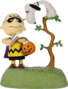 "Hallmark Keepsake Ornament 2019 The Peanuts Gang The Halloween Vulture, 12"""