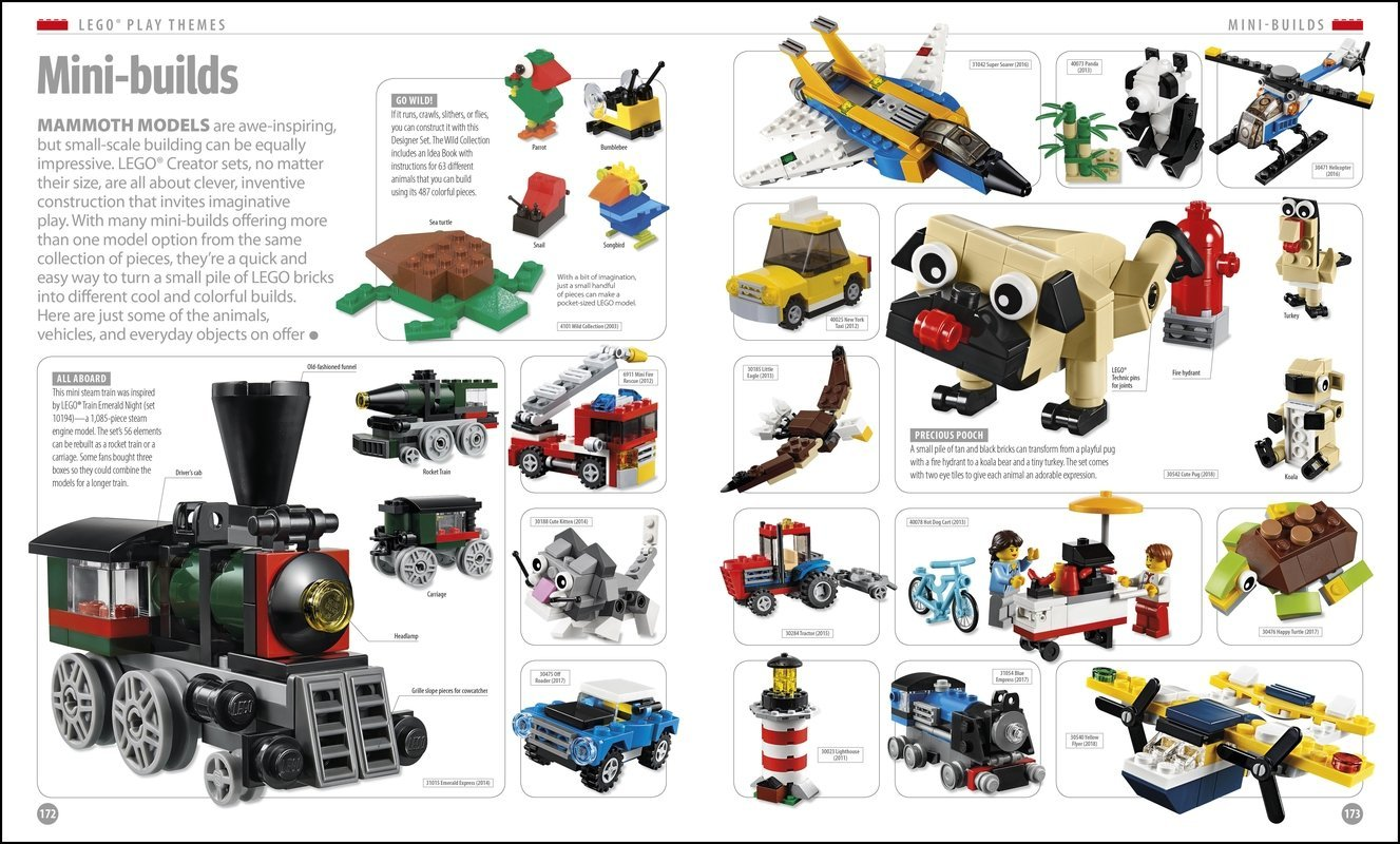 The Lego Book New Edition With Exclusive Lego Brick Daniel