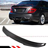 Stock in LA!Painted Color #775 Mercedes BENZ W204 A-Type Rear Trunk Spoiler C63