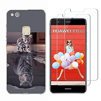 coque p10 huawei chat