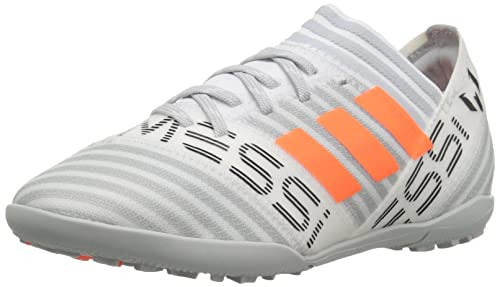 87793e466 Adidas Nemeziz Messi Tango 17.3 Turf Shoe Kid s Soccer 5 White-Solar  Orange-Core