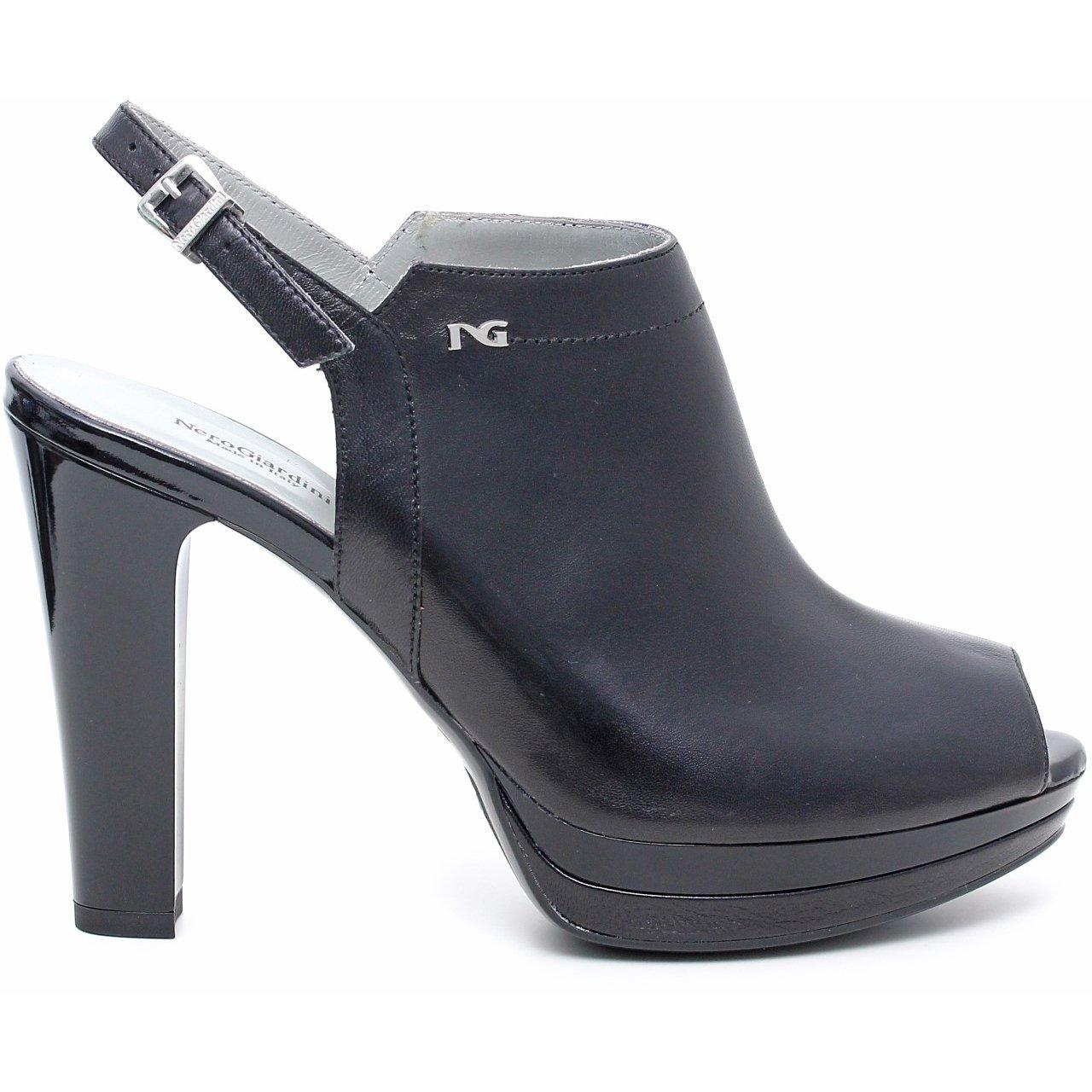 schwarz Giardini  Damen Pumps NAPPA schwarz schwarz schwarz fc74b7
