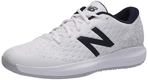 new balance grey tennis shoes