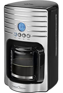 ProfiCook PC de Ka 1120 filtro cafetera con temporizador LCD, 15 tazas, 1000 W