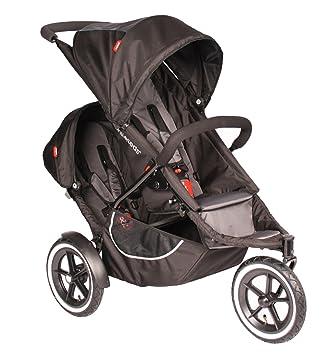 Amazon.com: Phil & Teds Classic Inline carriola de bebé con ...