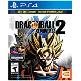 Dragon Ball Xenoverse 2 - PlayStation 4 Day One Edition PS4 New 100% rating