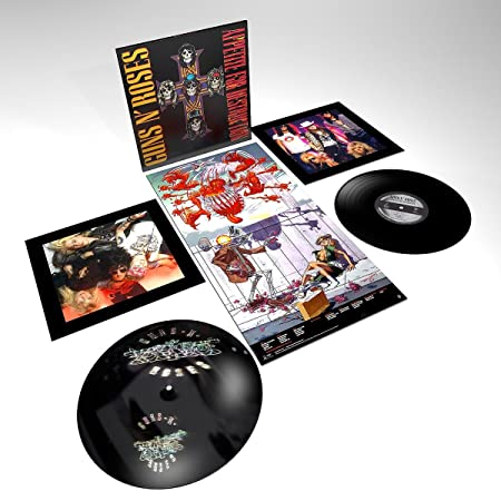 Appetite For Destruction : Guns N Roses, Guns N Roses: Amazon.es ...
