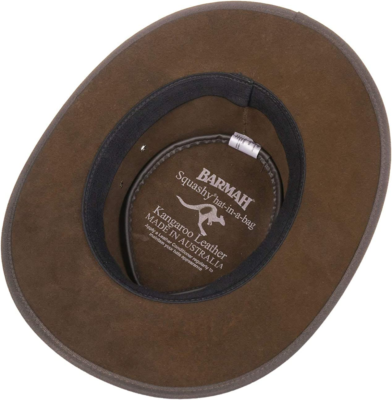 Squashy Crackle Kangaroo Hat BARMAH outdoor hat rollable hat