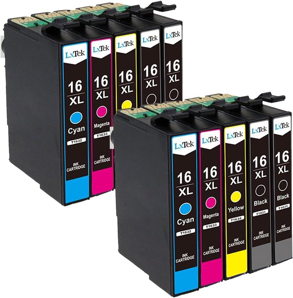 Lxtek Ersatz Für Epson 16 16xl Druckerpatronen Elektronik