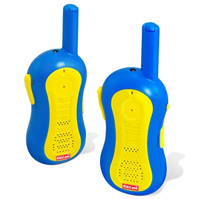 Walkie Talkies for Kids | 1 Mile Range | 3 Channels | Durable, Fun and Easy to Use: Toys & Games
