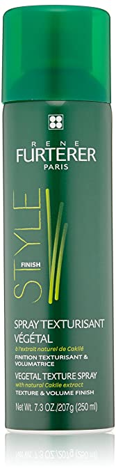 Rene Furterer STYLE Vegetal Texture Spray, Dry Styling Texture Spray, Volume & Shine, 7.3 oz.