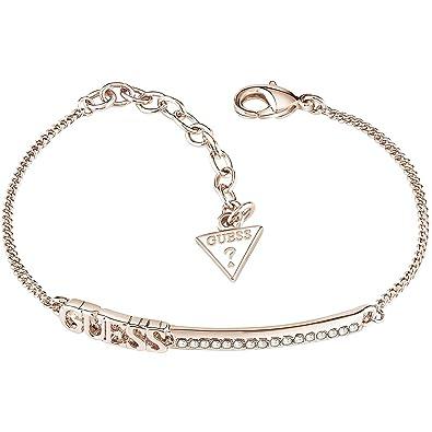 PULSERA GUESS Bracelets femme UBB82039-S  Guess  Amazon.fr  Bijoux d950b8a754f
