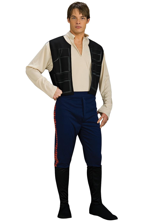 Han - Disfraz de Star Wars para hombre, talla L: Amazon.es ...