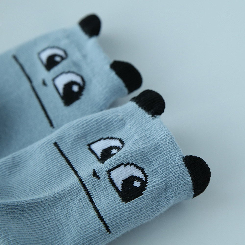 ❤️ Mealeaf ❤️ Baby Infant Socks Newborn Cotton Boy Girl Cute Cartoon Toddler Anti-Slip Socks by ❤️ Mealeaf ❤️ _ Baby Clothing Accessories (Image #2)