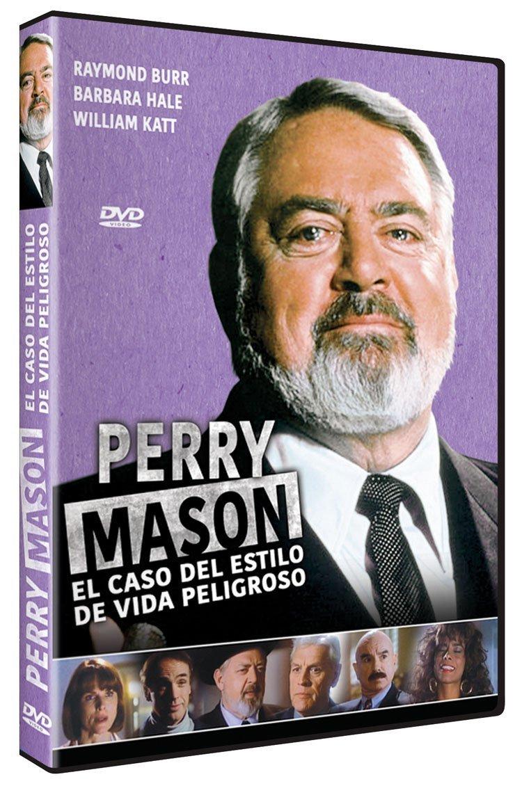 Perry Mason - El Caso del Estilo de Vida Peligroso [DVD]