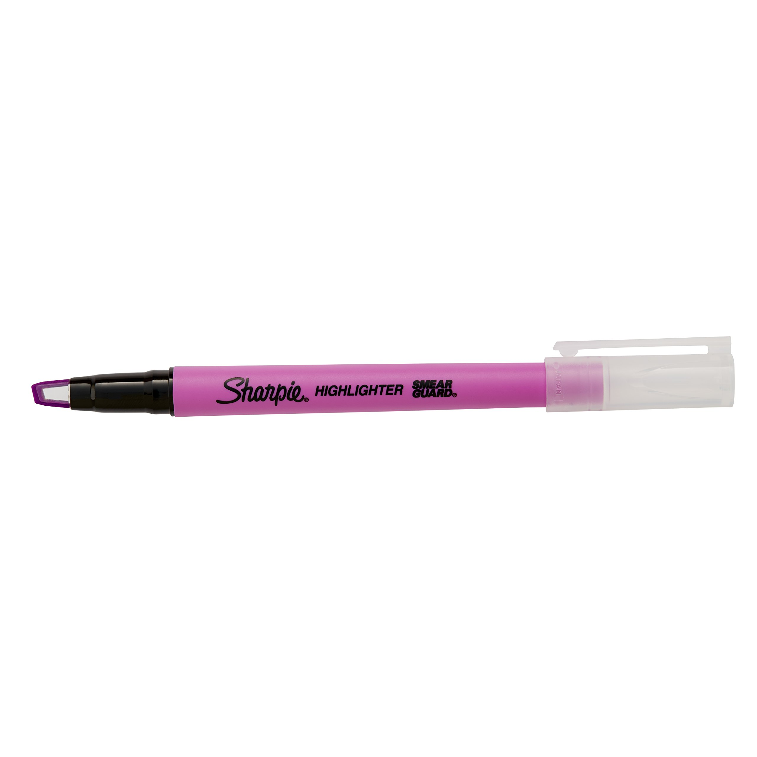 Sharpie Clear View Highlighter Stick, Chisel Tip, Assorted Fluorescent, 36 Count by Sharpie (Image #5)