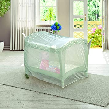 Amazon.com : Tiowea Summer Safe Baby Mosquito Nets Infant Bed Net ...