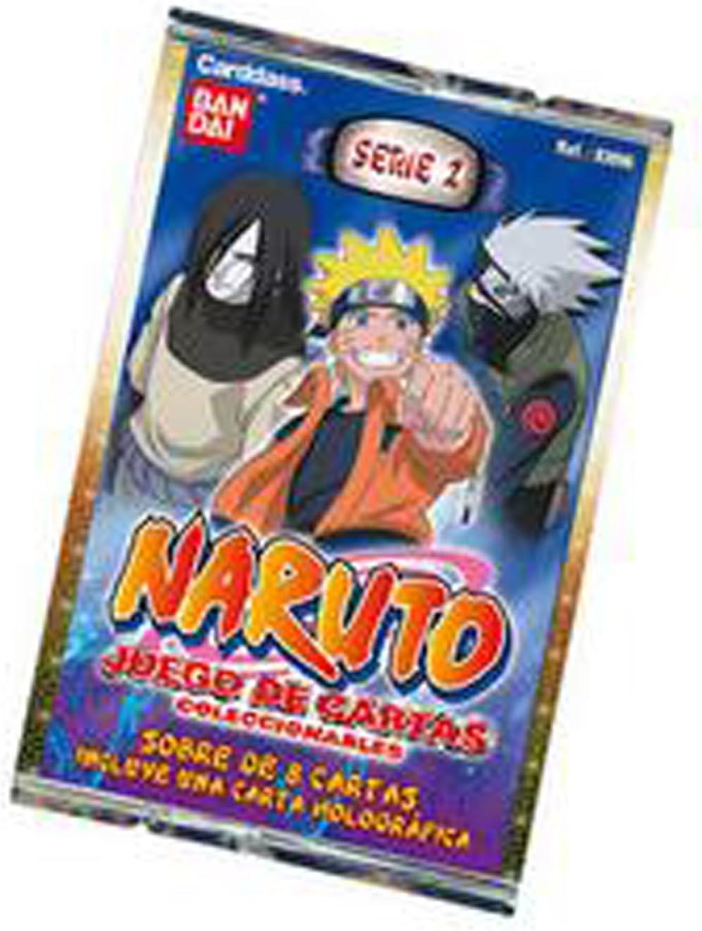 Bandai Sobres Ampliacion Naruto Serie: Amazon.es: Juguetes y juegos