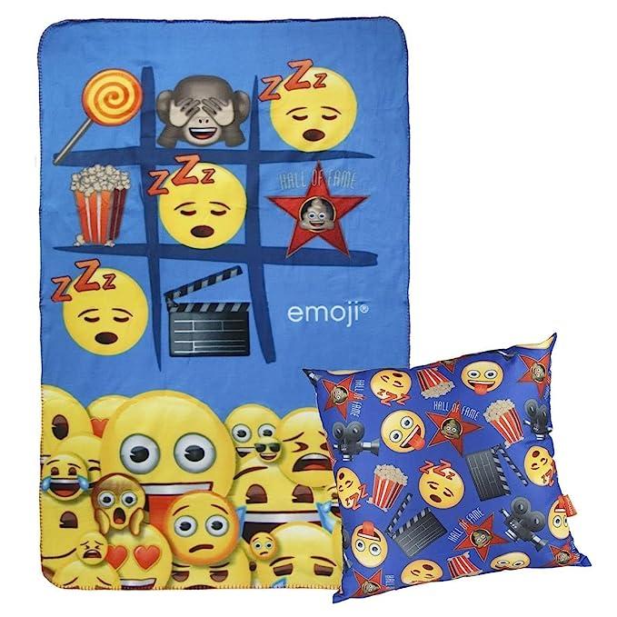 Cerdá Emoji, Calentadores para Niños, (Azul 04), One Size (Tamaño